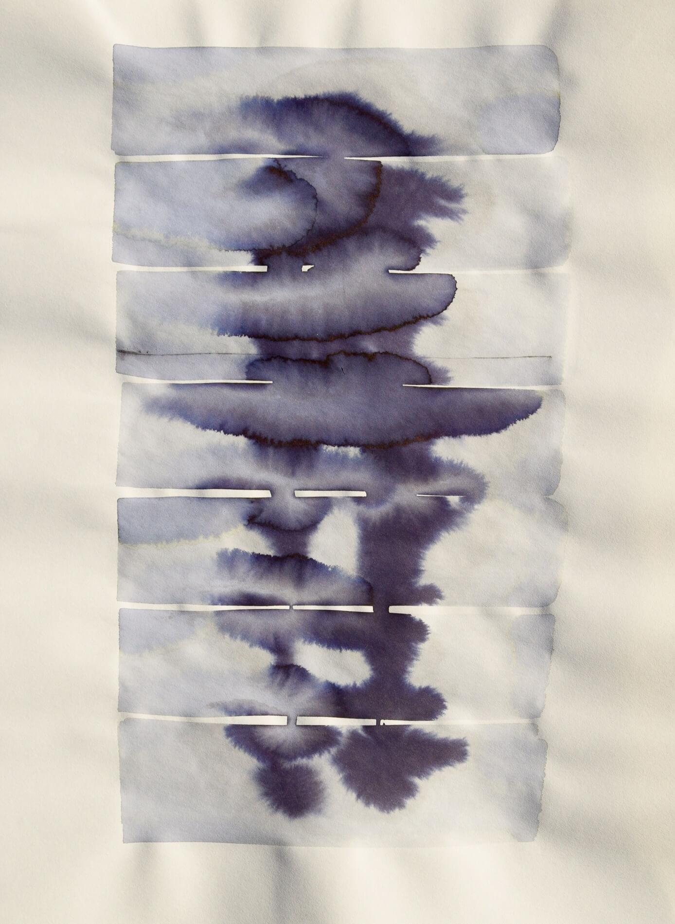 Federico Branchetti - Quadri dipinti - Corpo, acqua e nebbia 2019 - 12