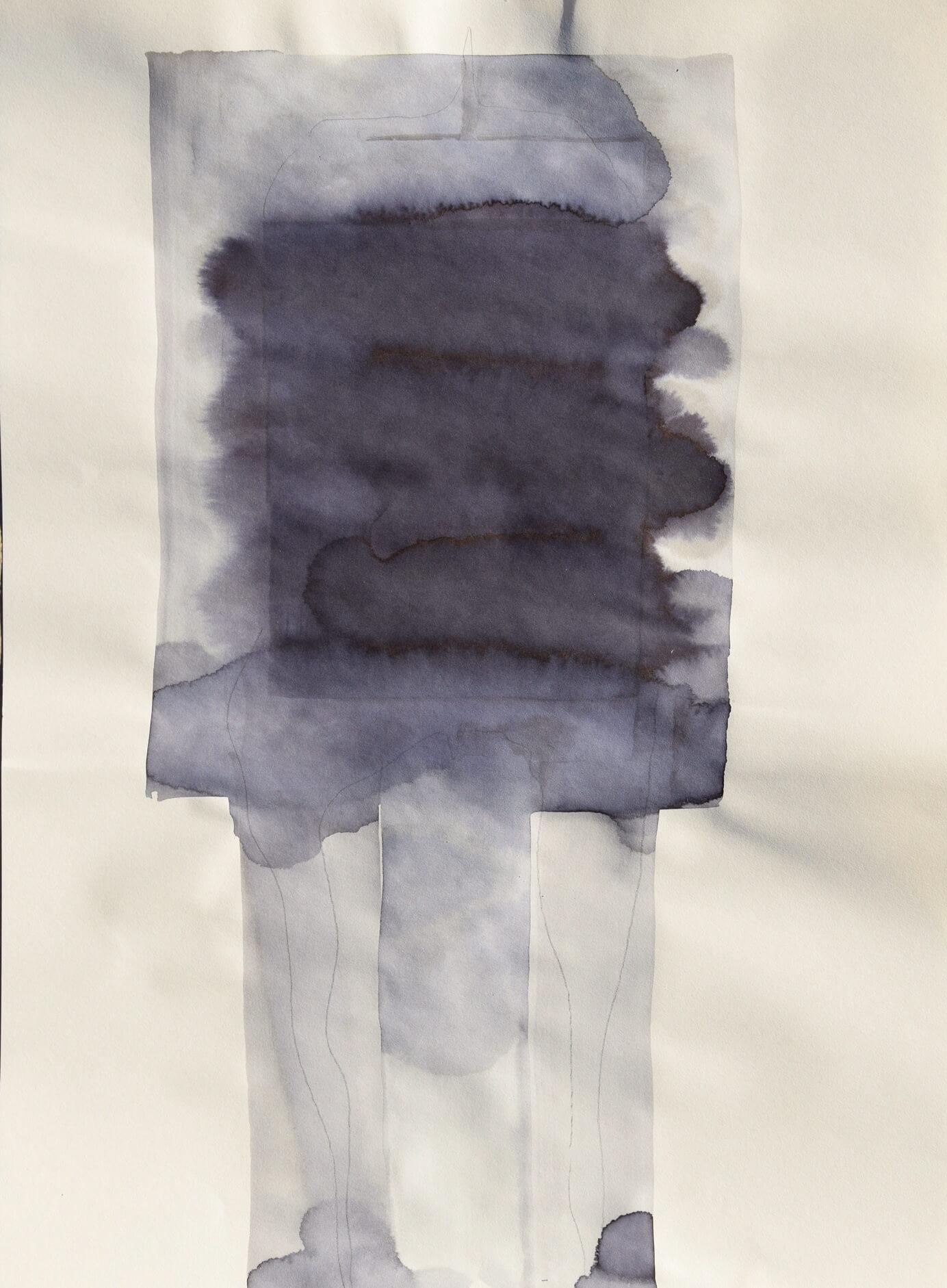Federico Branchetti - Quadri dipinti - Corpo, acqua e nebbia 2019 - 13