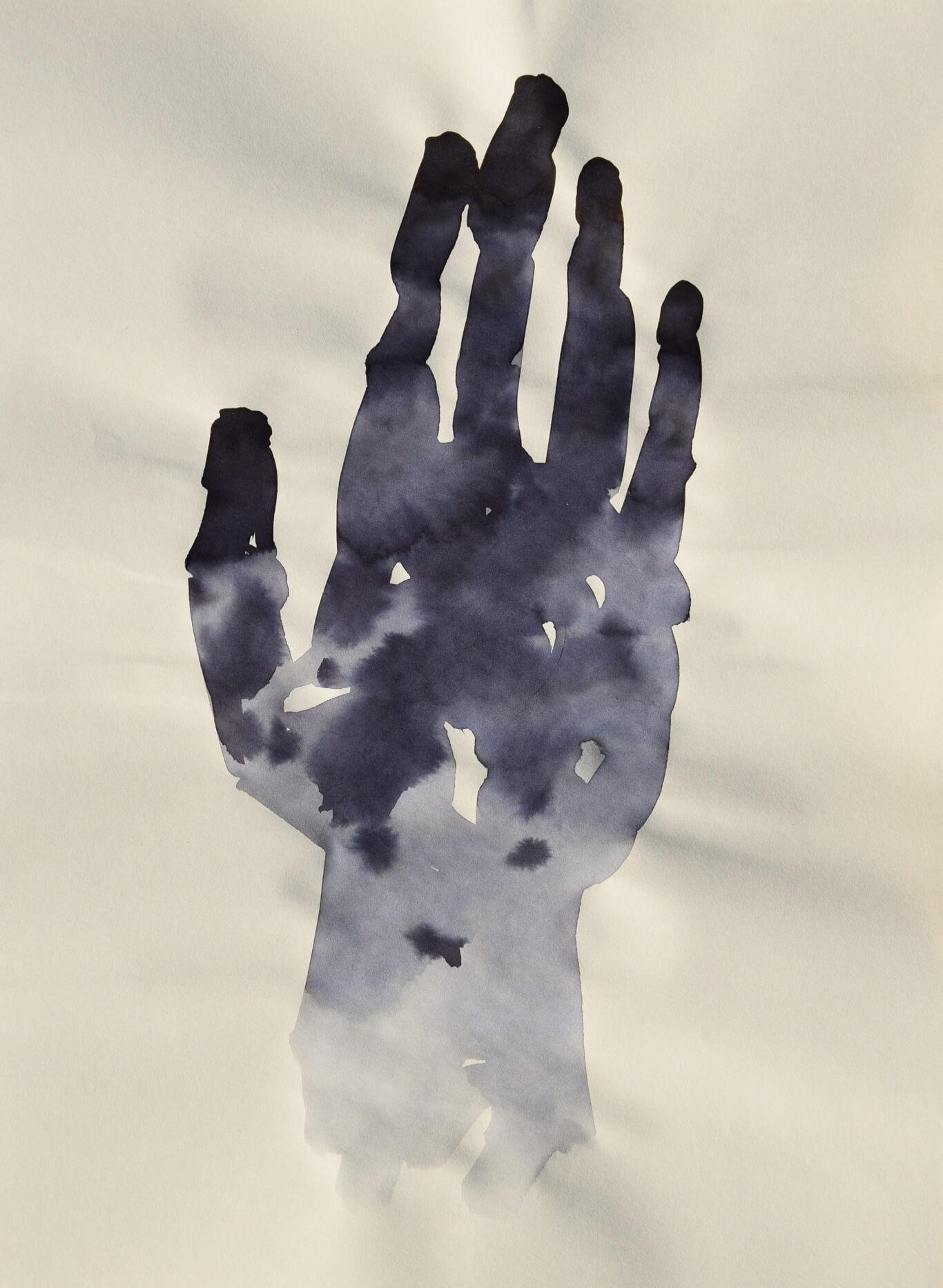 Federico Branchetti - Quadri dipinti - Corpo, acqua e nebbia 2019 - 14