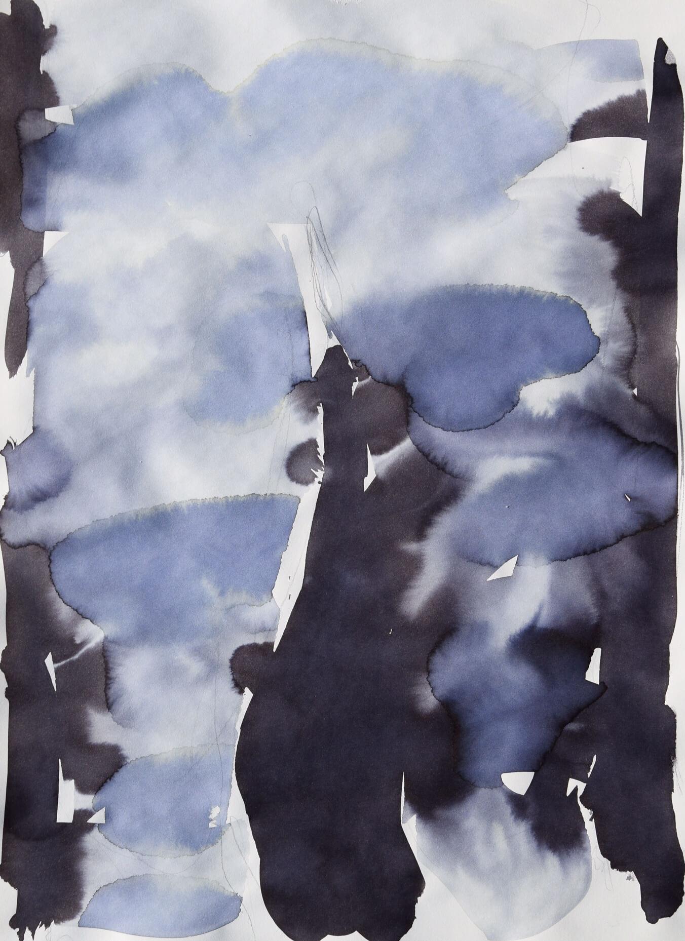 Federico Branchetti - Quadri dipinti - Corpo, acqua e nebbia 2019 - 4