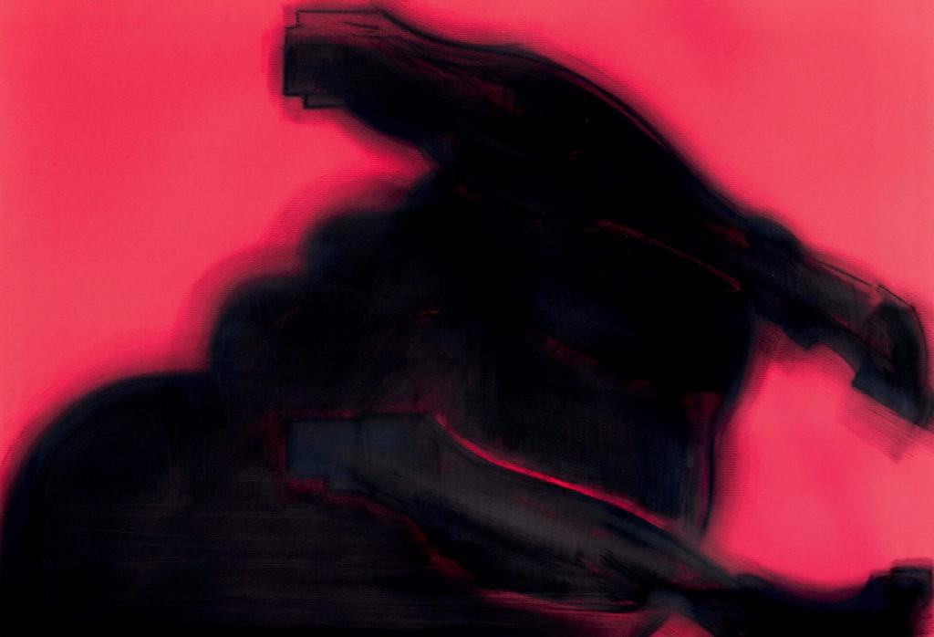 Federico Branchetti - Esposizioni - studio visit view 6