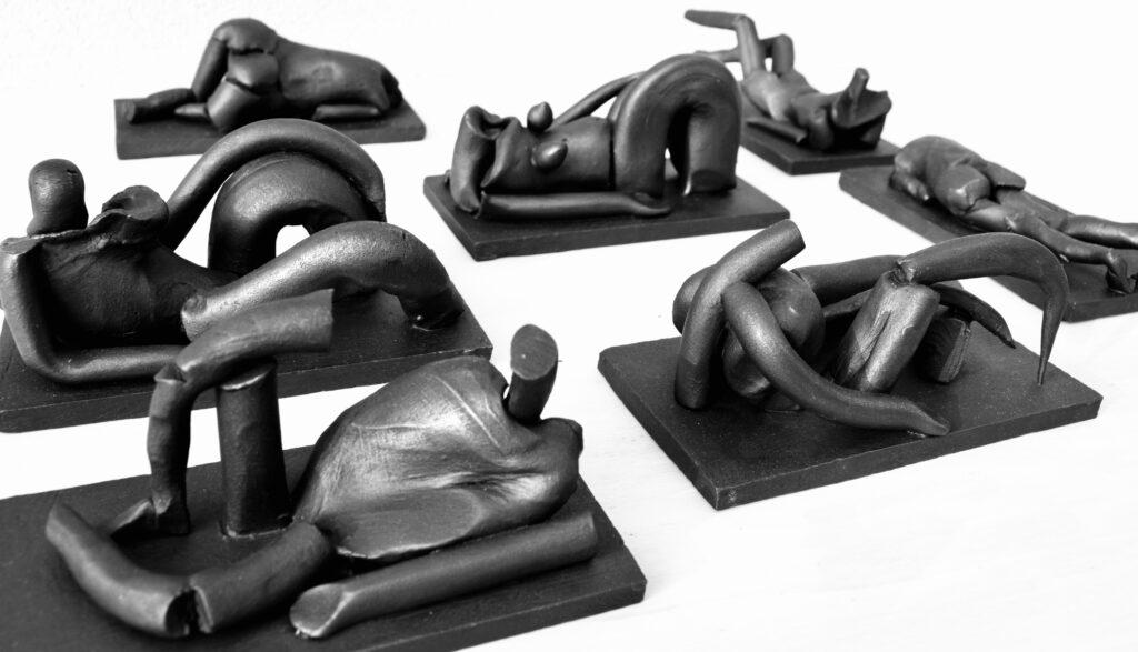 Federico Branchetti - Gravitas 2021 (1-7) terracotta
