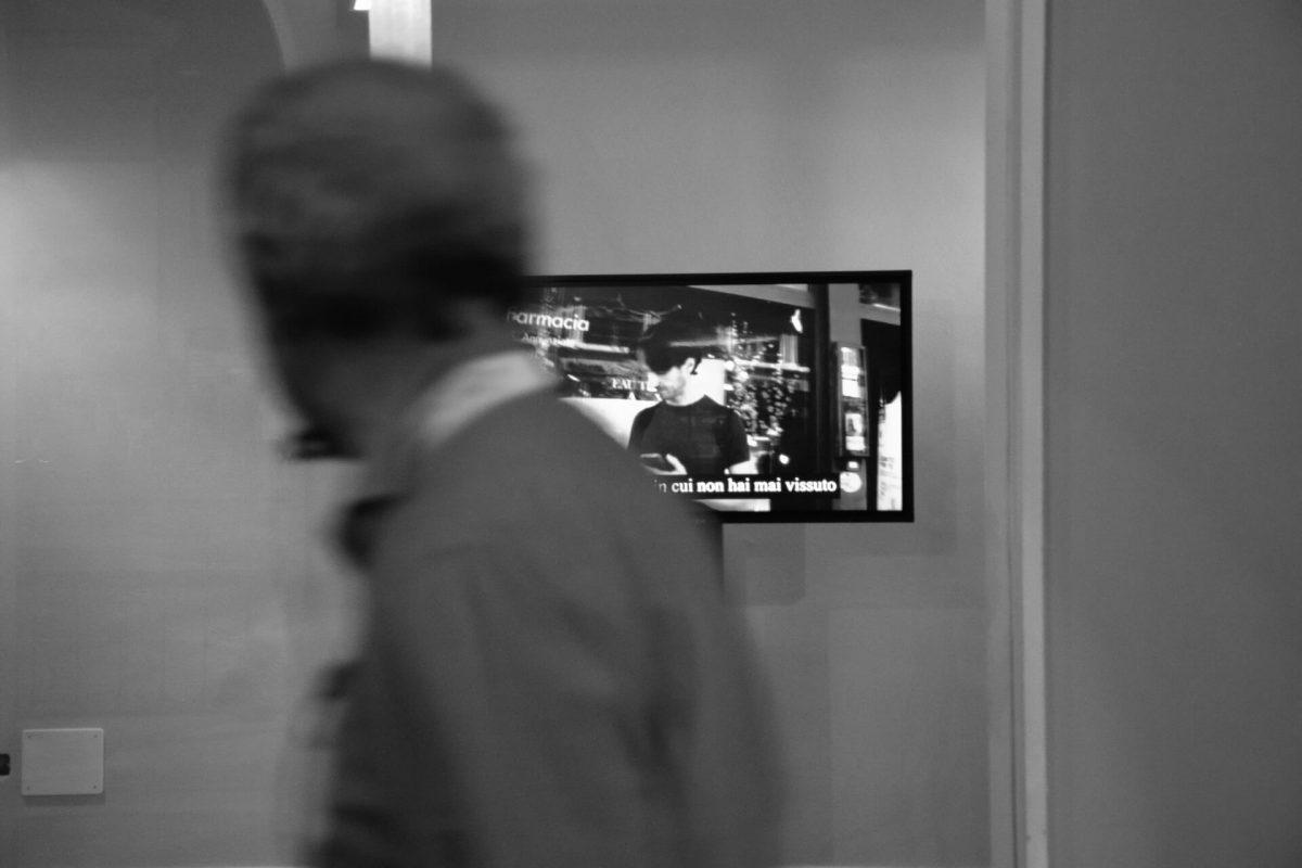 Federico Branchetti - Esposizioni - esserci,essere qui2