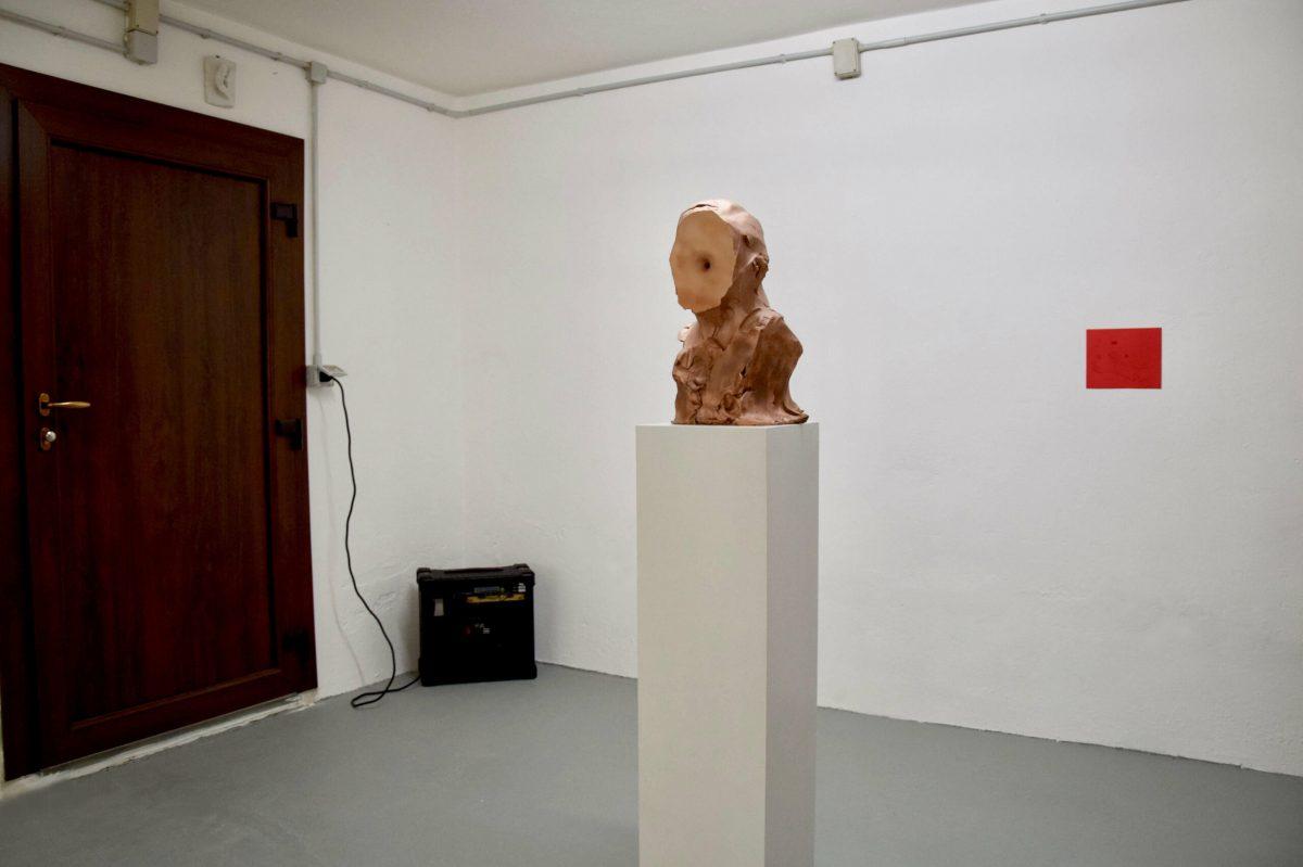Federico Branchetti - Esposizioni - studio visit view 1