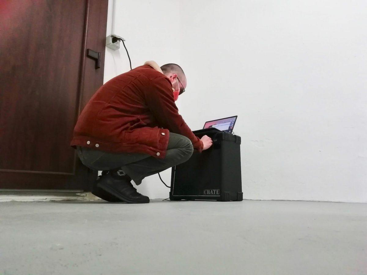 Federico Branchetti - Esposizioni - studio visit view 11
