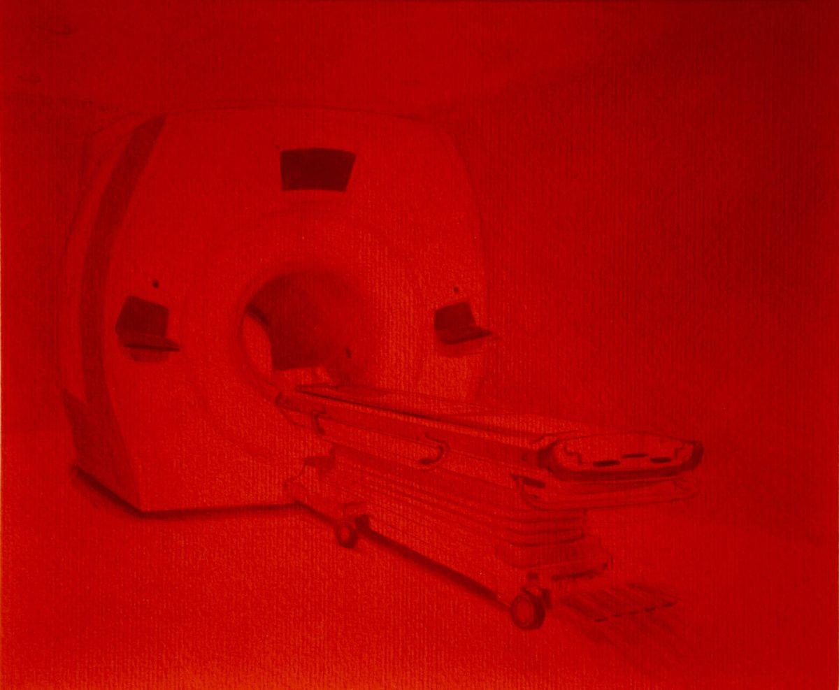 Federico Branchetti - Esposizioni - studio visit view 3
