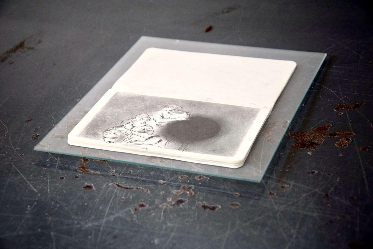 Federico Branchetti - Esposizioni - studio visit view 7