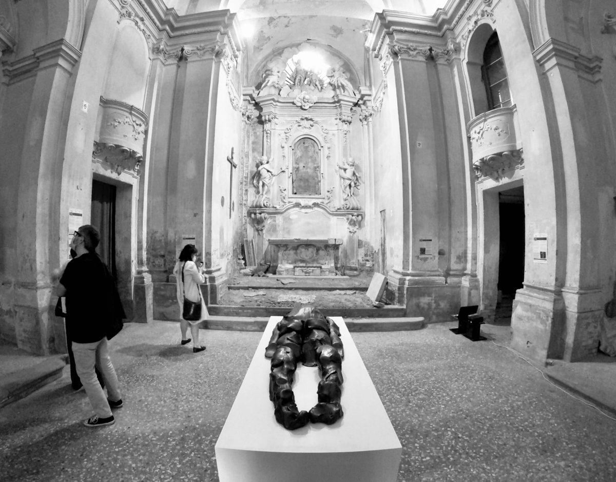 Federico Branchetti - Exhibitions - La Deposizione 2